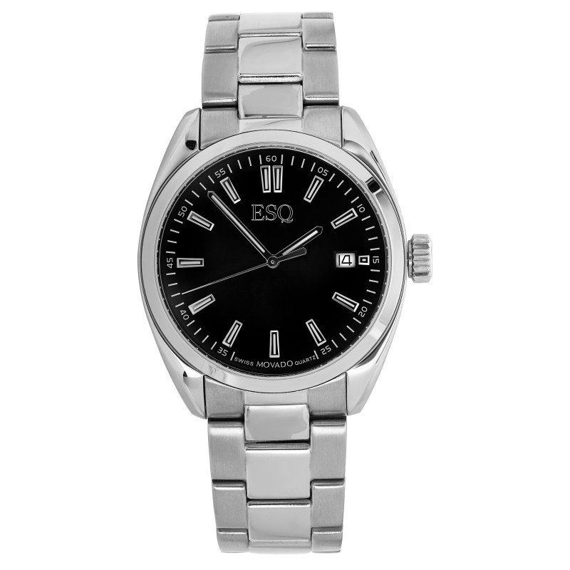 ESQ Men's Stainless Steel Watch