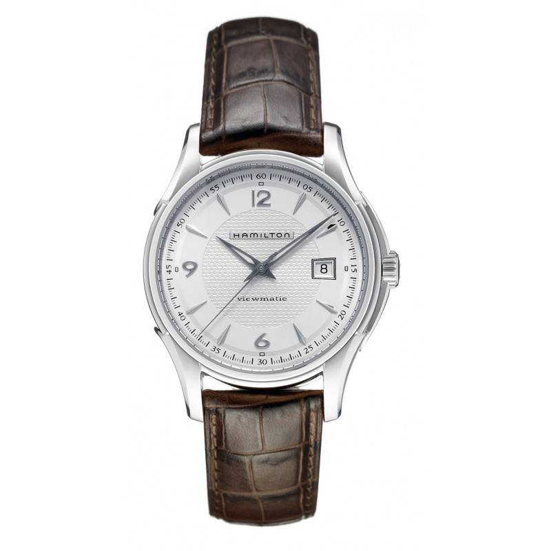 Hamilton Jazz Master Automatic 40mm Brown Leather Strap