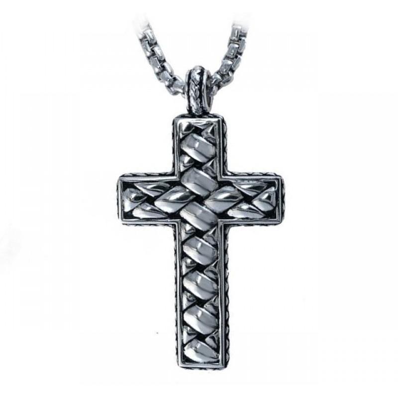 Effy Gents Silver Necklace / Silver
