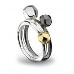Kit Heath Tri-Tone Ring