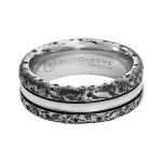 Benchmark Cobalt Chrome Ring