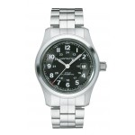 Gents stainless steel Khaki Field Automatic
