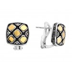 Gents Silver Cuff Links / Sterling Silver