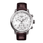 Tissot PRC 200 Chronograph Leather Watch