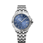 Gents Stainless Steel Blue Dial Tango Watch