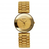Pre-Owned Rado Gold-Plated Watch