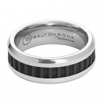 Men's Benchmark Cobalt Chrome Ring