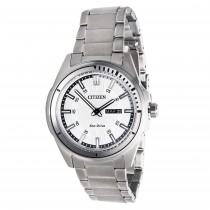 Citizen Eco-Drive Men's Stainless Steel Watch