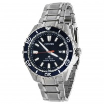 Citizen Eco-Drive Men's Stainless Steel Diver Watch