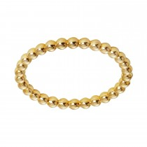 Ladies Yellow Gold Ring / 14 Kt Y