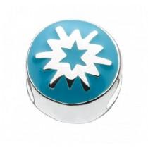 Kit Heath Snowflake bead