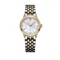 Rue du Rhone Double 8 Origin Ladies Two-Tone Watch