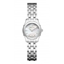 Hamilton Lady's Jazz Master Mother of Pearl Dial 27mm 10 Diamond