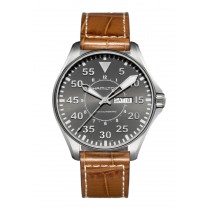 Khaki Pilot 46mm Automatic Watch