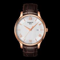 Tissot Men's Tradition Rose Gold Watch