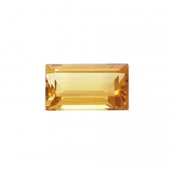 18x10 Emerald Cut Citrine