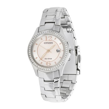 Citizen Eco-Drive Women's Stainless Steel Watch