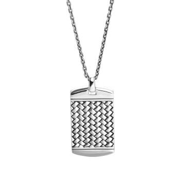 Gents Silver Necklace / Silver