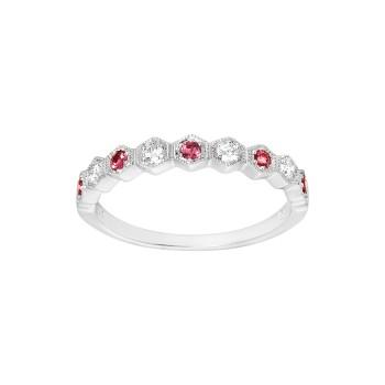 Ladies Tourmaline Ring / 14 Kt W