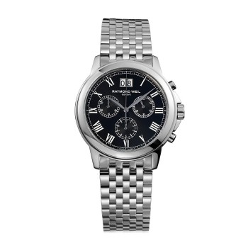 Raymond Weil Men's Tradition Chronograph Watch