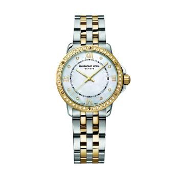 Raymond Weil Ladies Tango Two-Tone Watch