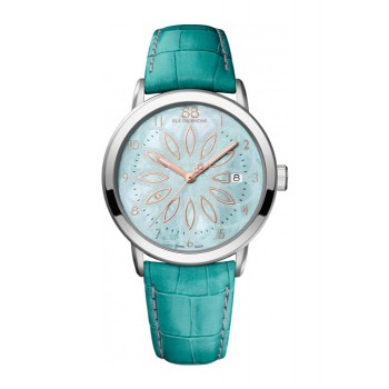 Rue du Rhone Double 8 Origin Ladies Blue Watch