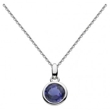 Kit Heath Iolite Pendant