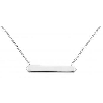 Kit Heath Manhattan Bar Necklace