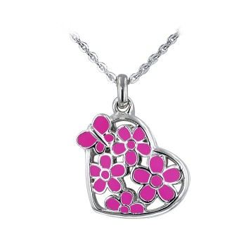 Kit Heath Blossom Locket