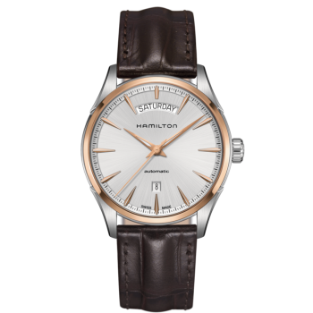 Hamilton men's Automatic Rose Tone Watch