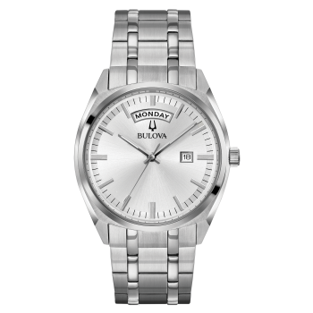 Gents Silver Watch / Silver
