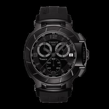 Tissot T-Race Men's Black Chronograph Sport Watch
