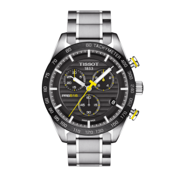 Tissot Men's PRS 516 Chronograph Watch