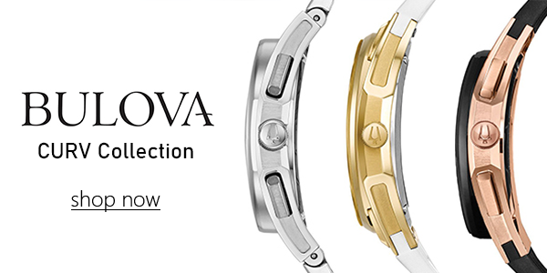 Bulova Curv Collection - Shop Now