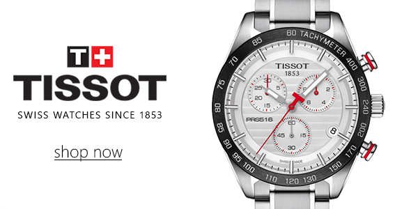 Tissot Watches - Shop Now